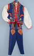 Boy's costume from Nowy Sącz